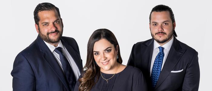 Un café con – Guido Jalil, Viviana Jalil y Jorge Luis Jalil –