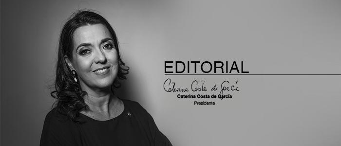 Editorial Junio 2020 – En toda crisis, hay oportunidades –