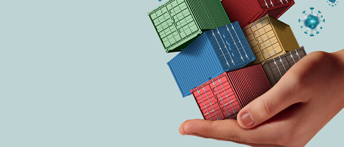 El comercio exterior durante la emergencia sanitaria por el COVID-19