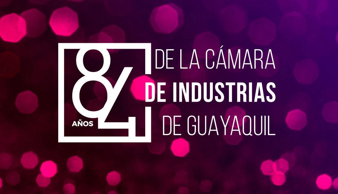 84 años de la Cámara de Industrias de Guayaquil