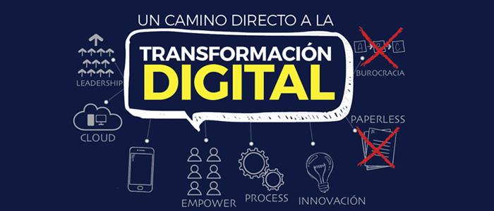 Un Camino directo a la Transformación Digital