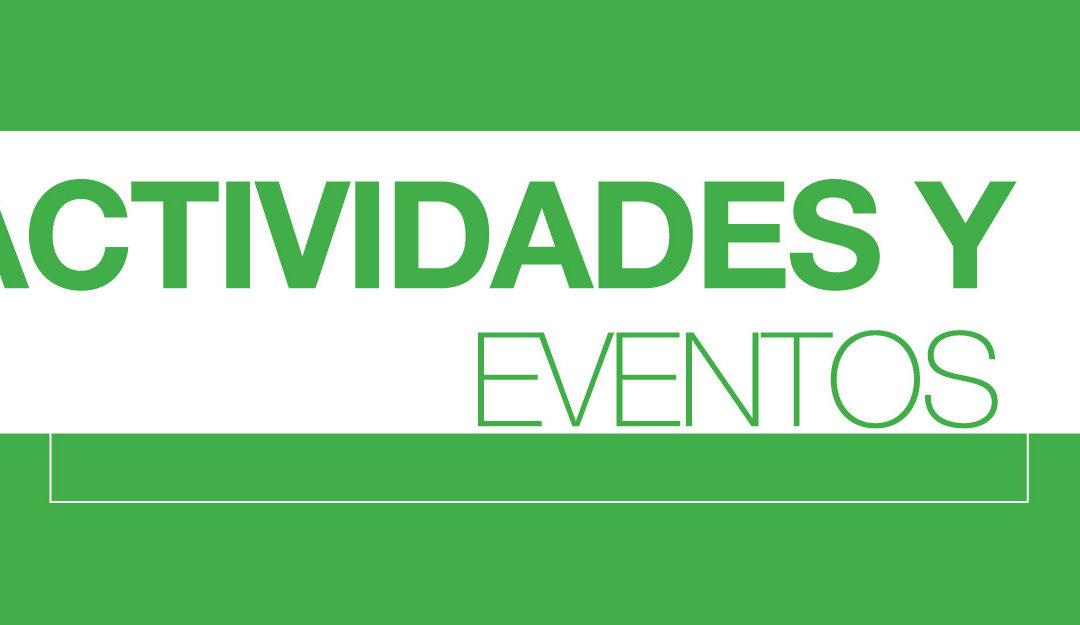 Actividades y Eventos CIG – Octubre 2020