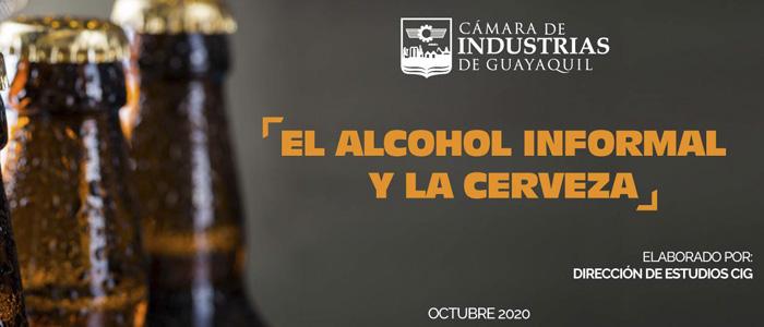 EL ALCOHOL ILEGAL Y LA CERVEZA
