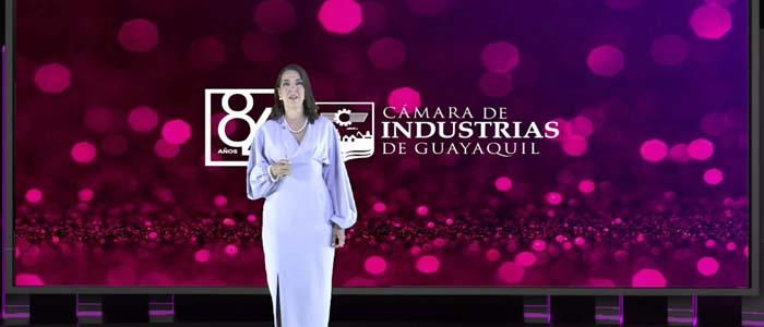 Discurso de la Presidente Caterina Costa de García