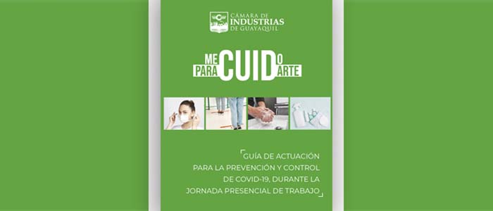 Guía de actuación para la prevención y control de COVID-19, durante la jornada presencial de trabajo