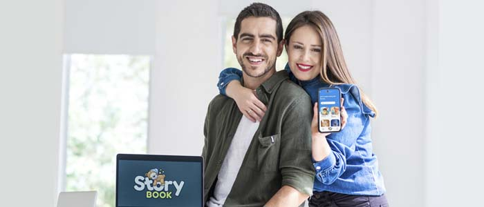 StoryBook – Ganador del Digital Challenge II edición