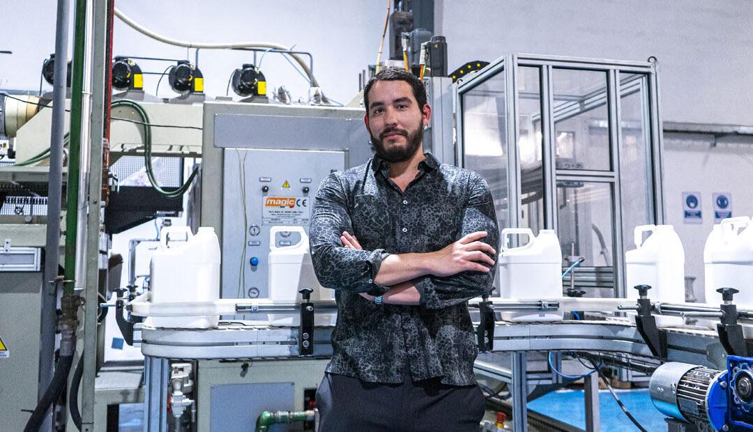 Un café con…Pedro José Idrovo Luque – CEO DE IH Plastic