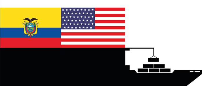Desafíos en las relaciones comerciales de Ecuador con los Estados Unidos