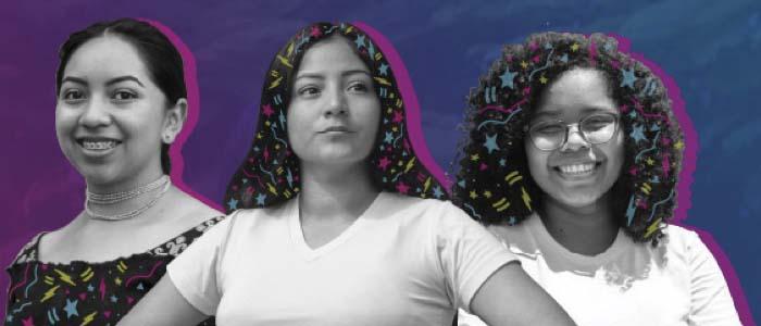 """Campaña """"creemos en las niñas"""" busca promover la educación como un derecho fundamental que tienen las niñas y mujeres jóvenes"""