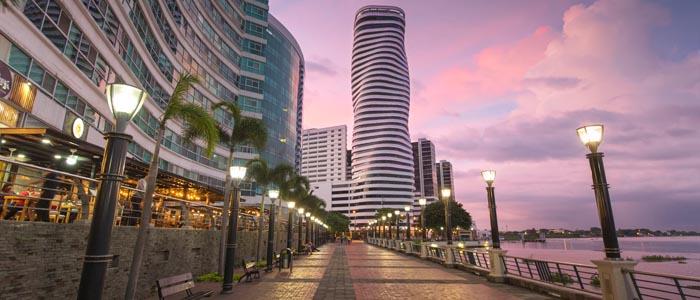 Guayaquil y su proceso de reactivación económica